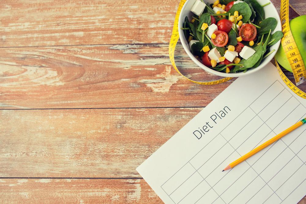 Proper diet plan should be your best friend!